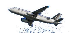 Passenger Airplane 14