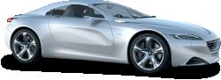 Silver Peugeot SR1 Car 58