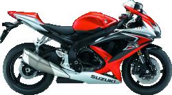 Suzuki GSX R600 22