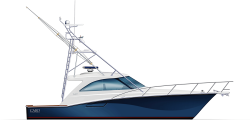 White Boat 447