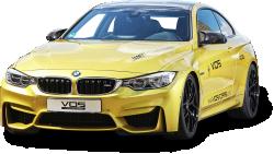 Yellow BMW M4 Car 112