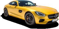 Yellow Mercedes AMG GT Solarbeam Car 119