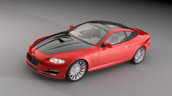 Dosch Design Car Sample