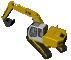 Bulldozer 023D View