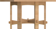 Stickley Hexagon TableArrière
