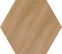 Stickley Hexagon TableHaut