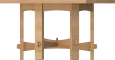 Stickley Hexagon TableGauche