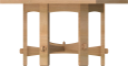 Stickley Hexagon TableFace