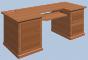 Computer Desk3D View