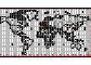 World Map3D View
