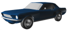 Ford Mustang3D View