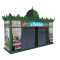 Urban furniture Kiosk3D View