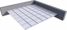 Bioguard Acoustic Tegular T24  625x625x17mmTECHNICAL AXO