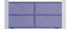 Creation Line - Golhinac Sliding Gate ModelFace