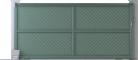 Creation Line - Escalquens Sliding Gate ModelBack