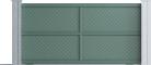 Creation Line - Escalquens Sliding Gate ModelVorne