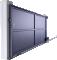 Creation Line - Tulle Sliding Gate Model3D View