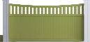 Harmony Line - Ribe Sliding Gate ModelFace