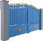 Tradition Line - Lastour Swinging Gate Model3D View