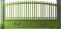 Tradition Line - Gourdon Sliding Gate ModelZurück