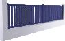 Horizon Line - Tirana Fencing3D View