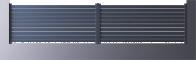 Horizon Line - Miami FencingBack
