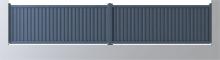 Discrétion Line - Malte FencingBack