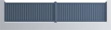 Discrétion Line - Malte FencingFront