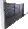 Discretion Line - Floriana Sliding Gate Model3D View