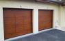 Veined Wood Plain with Wicket Door - Normal LiftPhoto 1