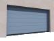 008 Porte basculante SAFIR Intro tole lisse joints creux3D View