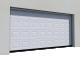 012 Porte basculante SAFIR S400 Iso avec cassettes blanchesVorne