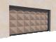 014 Porte basculante SAFIR S400 pointe diamantFace