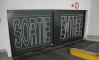 006 Porte basculante SAFIR S400 boisSECTION B