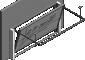 006 Porte basculante SAFIR S400 boisLinks
