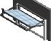 011 Porte basculante SAFIR S400 speciale tablier miroir par exempleLeft