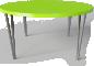 Vika Manne Table3D View