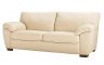 Vreta 3 Seat Sofa Mjuk Ivorycat