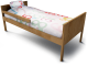 Kritter Child Bed3D View
