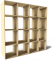 Expedit Bookcase3D View