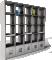 Expedit Bookcase Black3D View