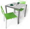 Morist Table and Chairs3D View
