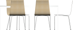 Torsby Table and 4 ChairsBack