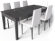 Markor Table and Chairs3D View