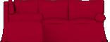 Ektorp Seat Corner Bed SofaLeft