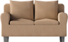 Fothult 2 Seat SofaFace