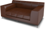 Kramfors 2 Seat Sofa3D View