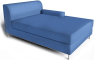Kramfors Right hand Chaise Longue3D View