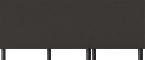 BESTA Storage Combination with Doors BlackBack