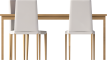 Extendable Dining TableBack